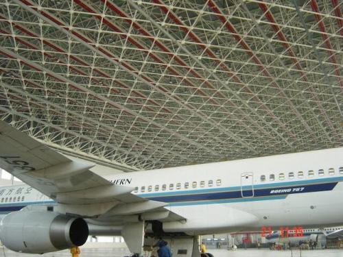 Hangar Avioane - 1