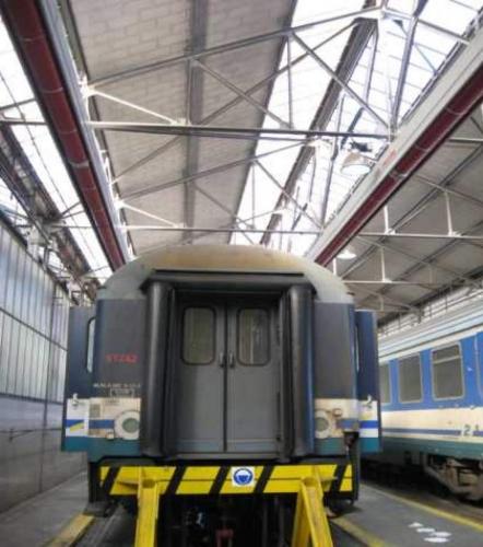 Depou Tren Italia